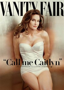 Vanity Fair July 2015 Cover